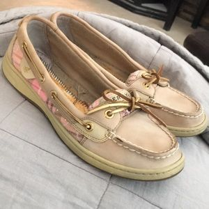 Sperry top- siders size 8.5 (no insoles)